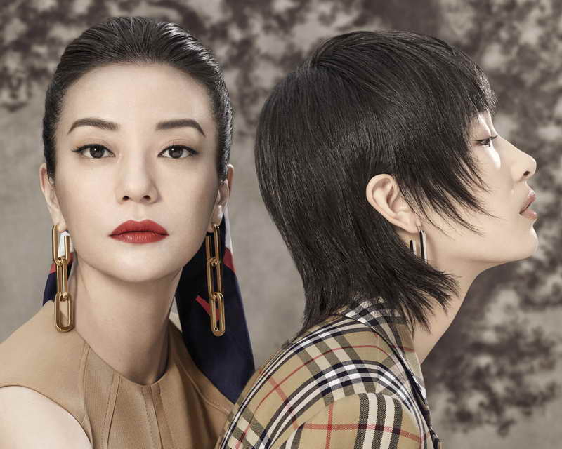 Burberry releases its new Chinese New Year campaign