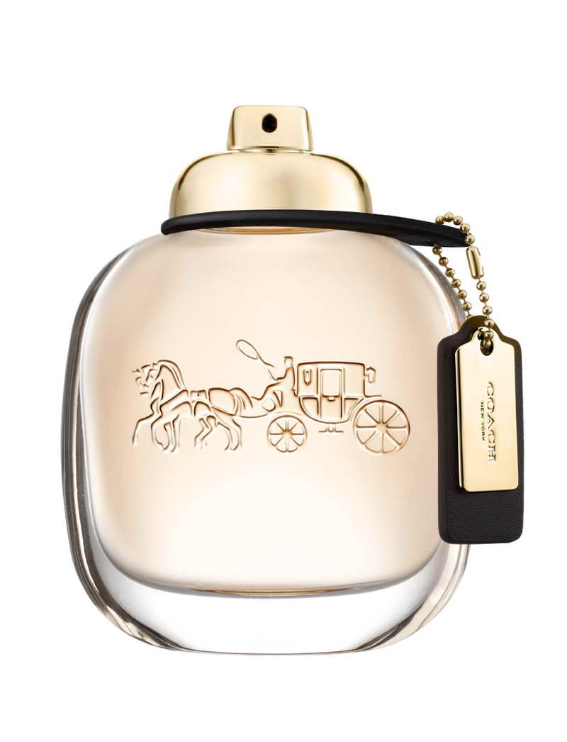 Coach Launches Coach Eau de Parfum