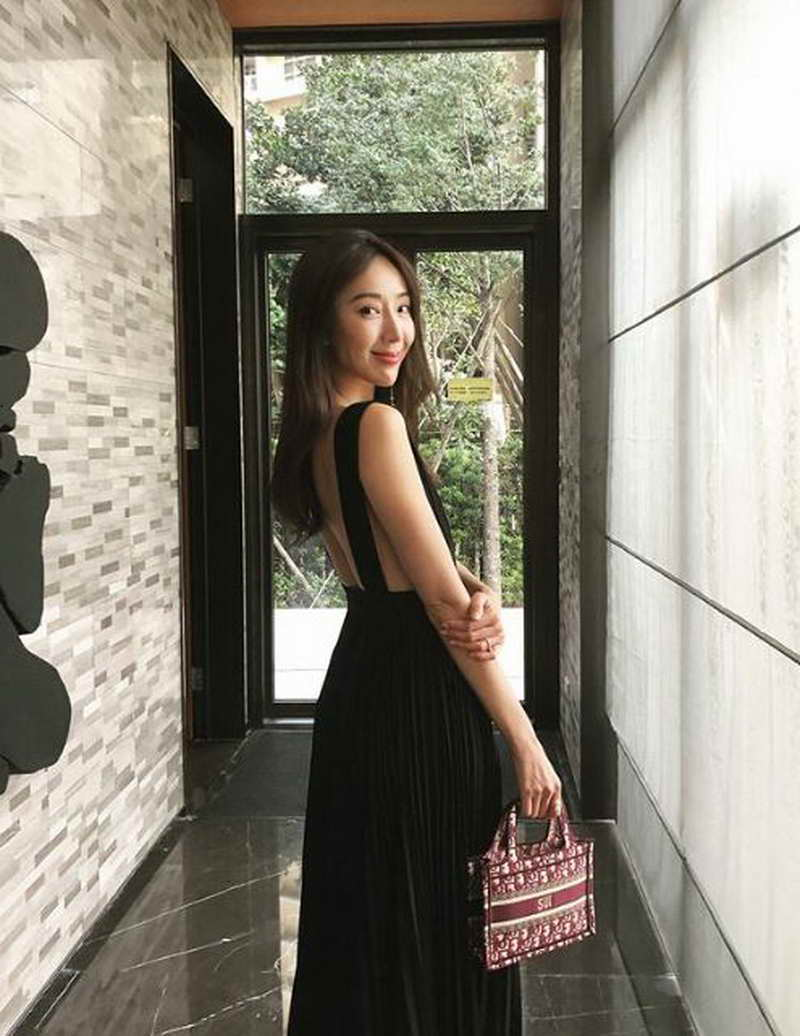 STARS IN DIOR: SUI TANG