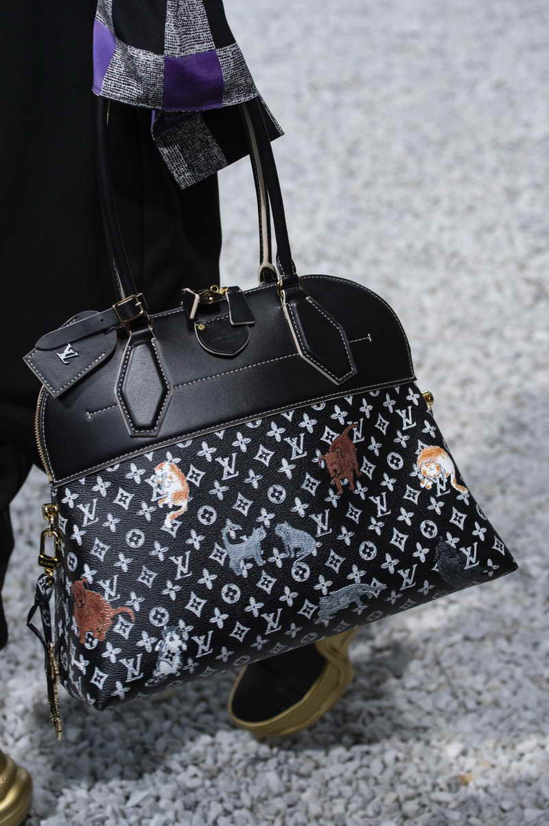LOUIS VUITTON X GRACE CODDINGTON COLLECTION
