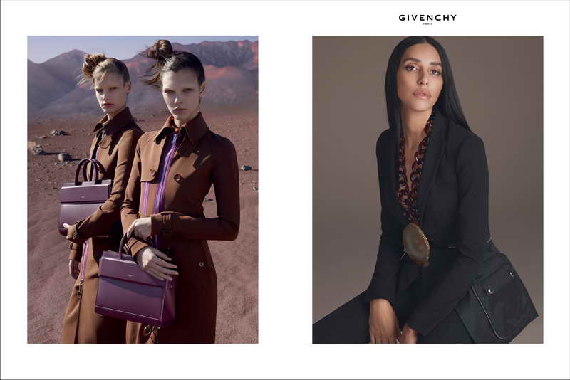 Givenchy SS17 Advertising Campaign