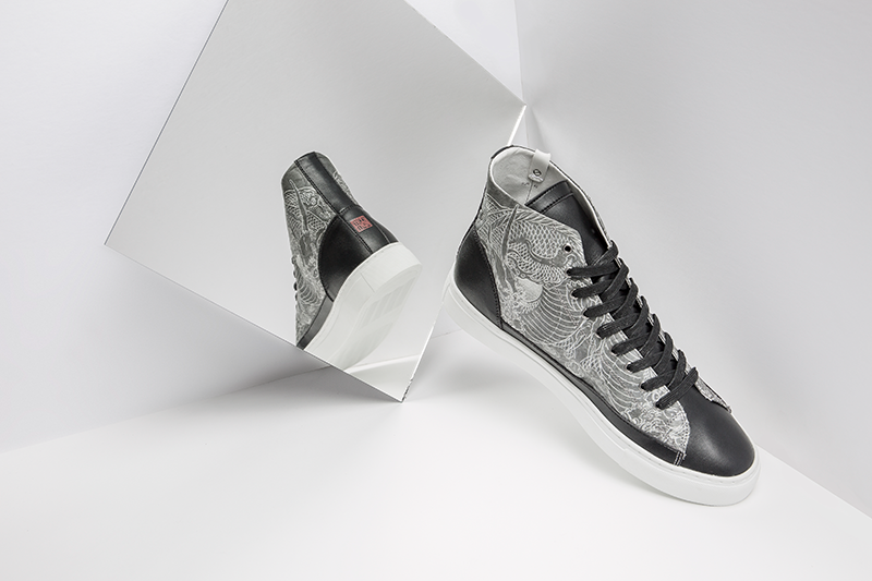 House Of Future Launches Collaborative Footwear With Hong Kong's Tattoo Temple