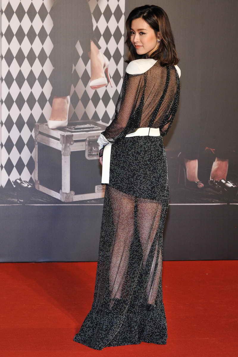 Janice Man in Louis Vuitton