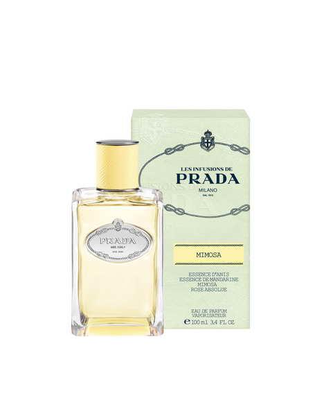 Prada Les Infusion de Prada collection! A new member - Mimosa