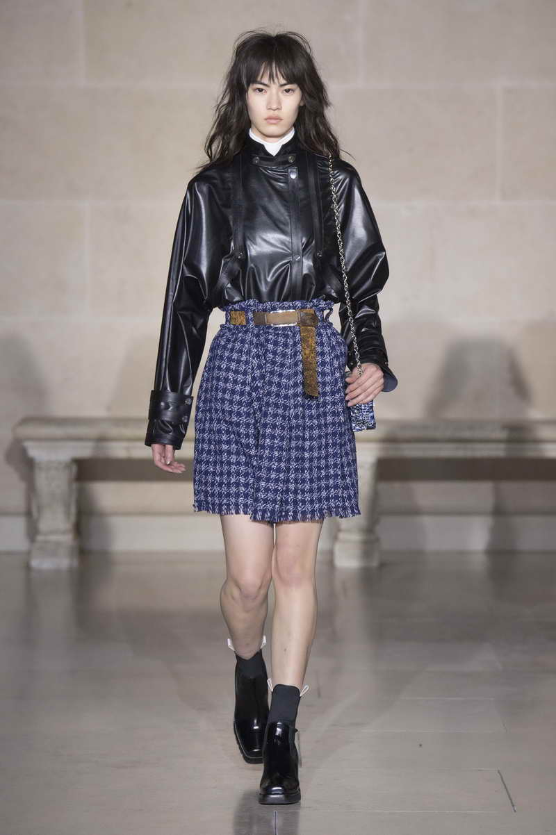 LOUIS VUITTON WOMEN AUTUMN-WINTER 2017 FASHION SHOW - Photo courtesy of Louis Vuitton