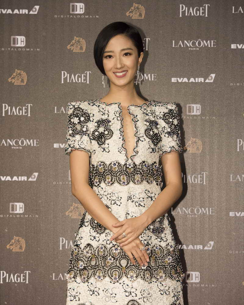 Lun-Mei GWEI in CHANEL at the 53th Golden Horse Awards