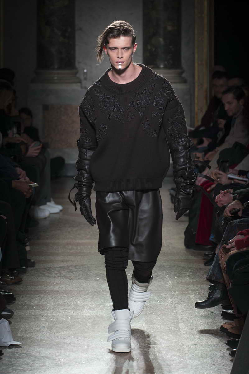 LES HOMMES FALL - WINTER 2018/19