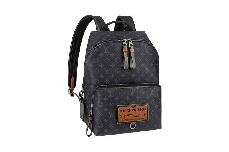 LOUIS VUITTON - The Gaston Labels DISCOVERY BACKPACK HK$19,600