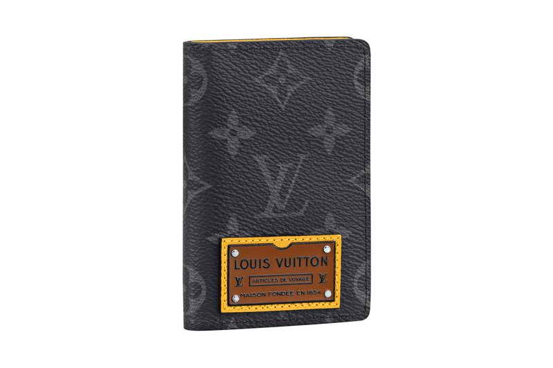 LOUIS VUITTON - The Gaston Labels POCKET ORGANIZER HK$3,450