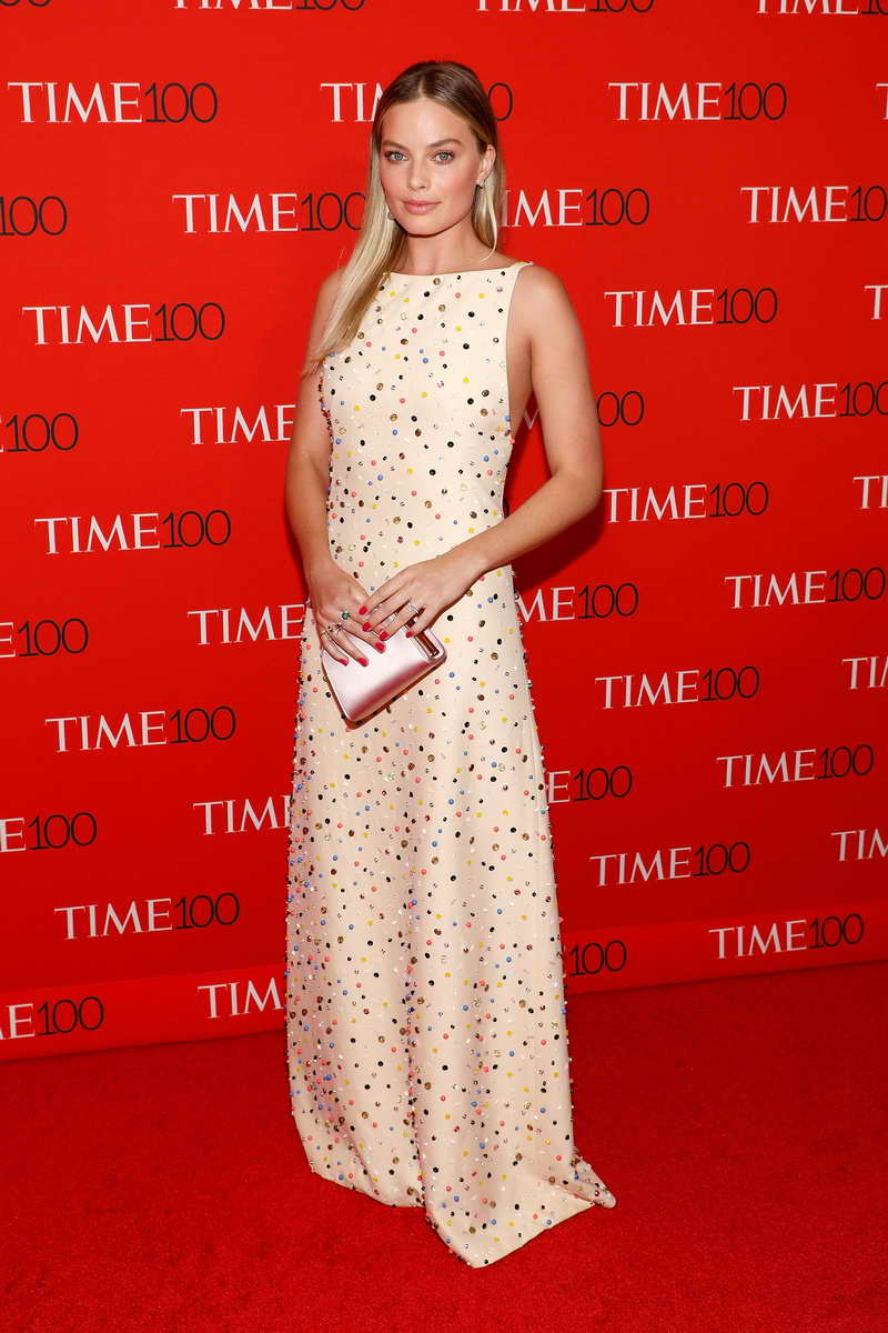 Margot Robbie in Prada