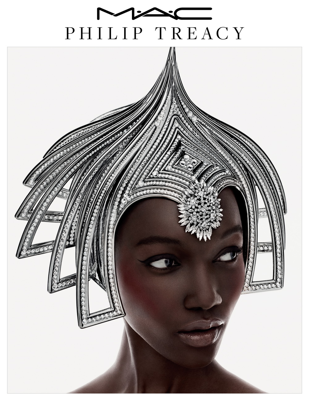 M.A.C x Philip Treacy collection