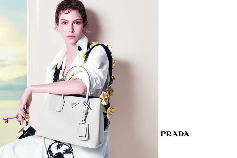 Prada Charmed Advertising Campaign