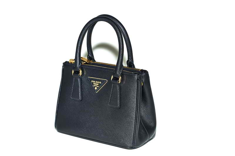 THE LITTLE BLACK BAGS BY PRADA