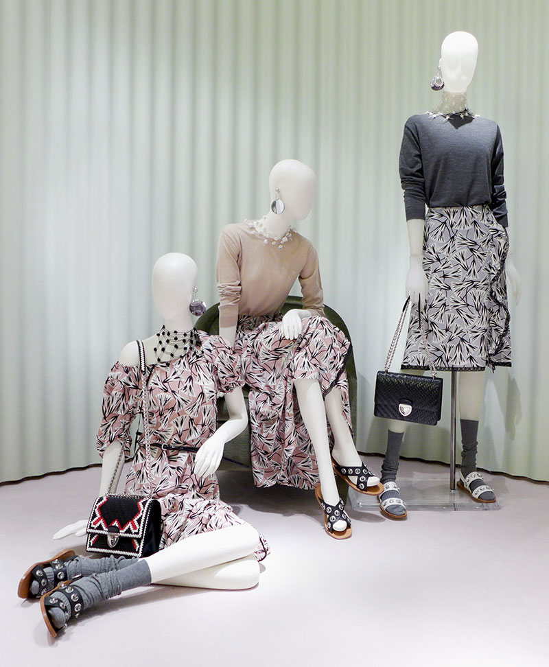 Prada. Spring was never so romantic!