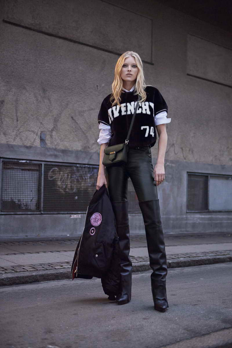 GIVENCHY BY RICCARDO TISCI FALL 2017 PRE COLLECTION