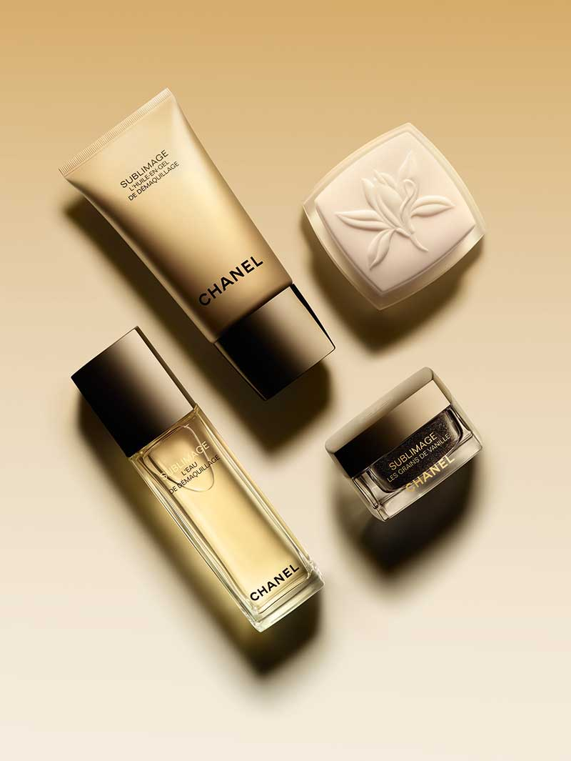 CHANEL Beyond The Jar and Sublimage Cleansing Collection