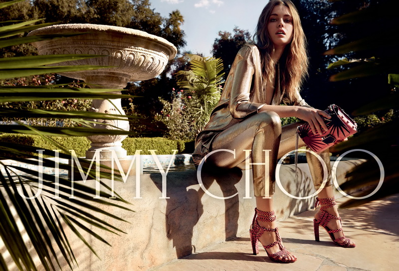 JIMMY CHOO SPRING SUMMER 2016 ADVERTISING CAMPAIGN