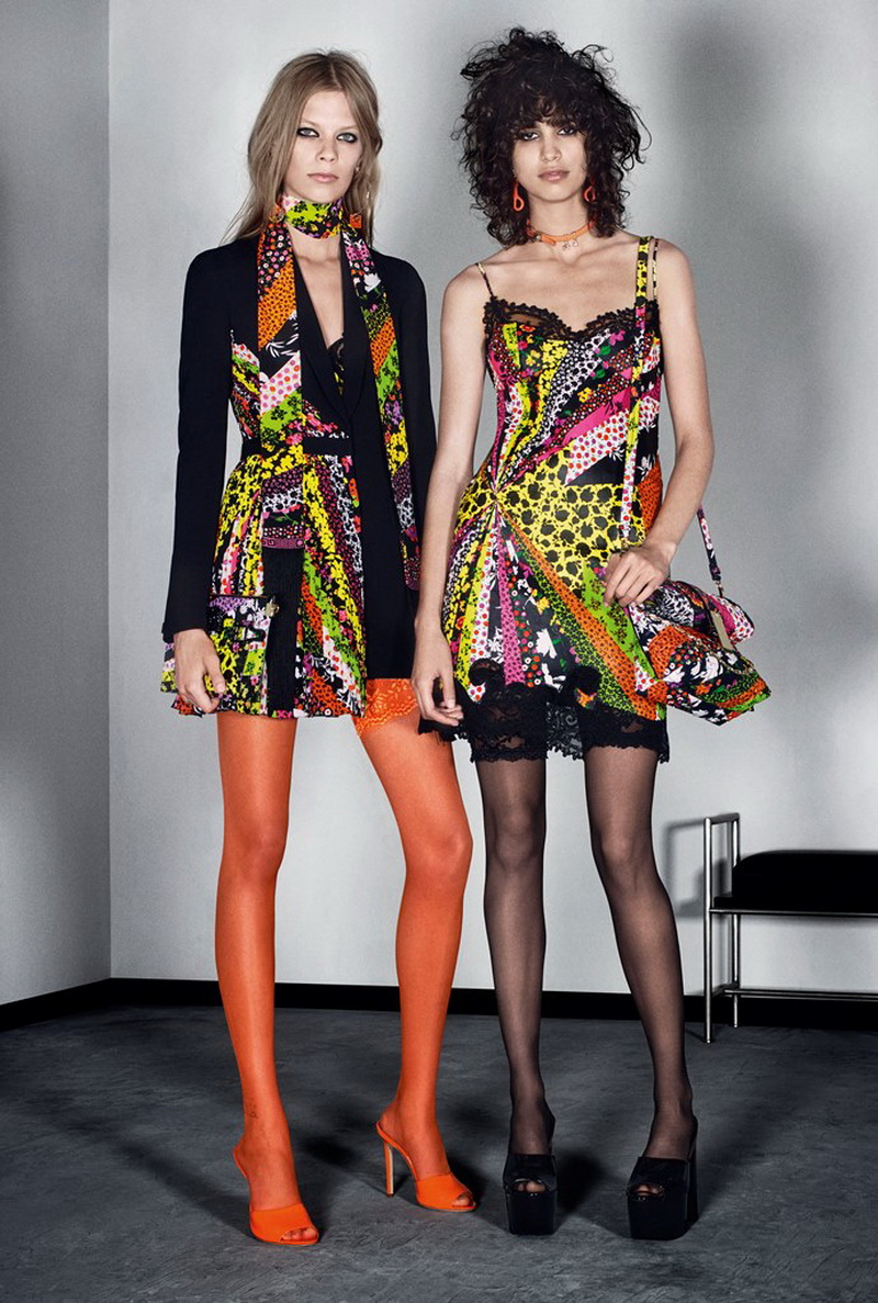 Versace Pre-Spring 16 Women's Look 20_resize