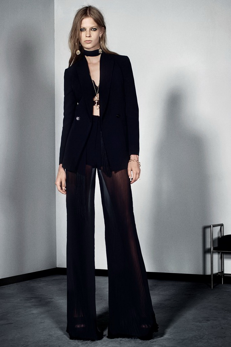 Versace Pre-Spring 16 Women's Look 28_resize