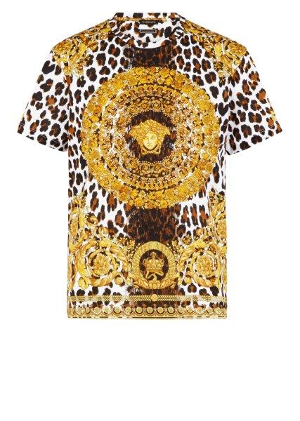 Versace introduces the Limited Edition Versace Tribute collection T-shirts
