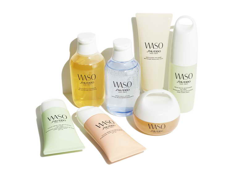 All things beautiful come from nature. WASO by SHISEIDO for the Millennials