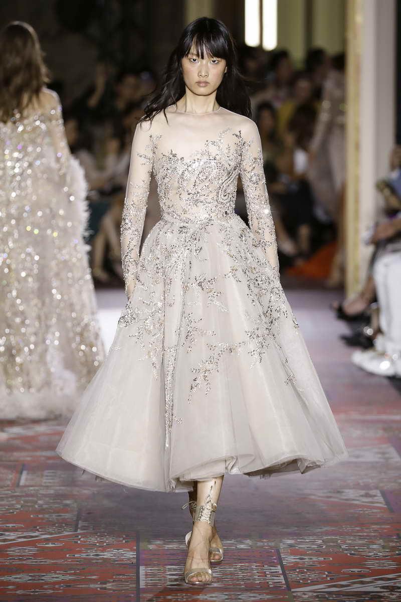 Zuhair Murad FW19 Haute Couture Show