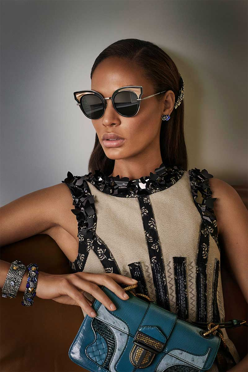 Bottega Veneta Eyewear SS17 Fashion Show Sunglasses