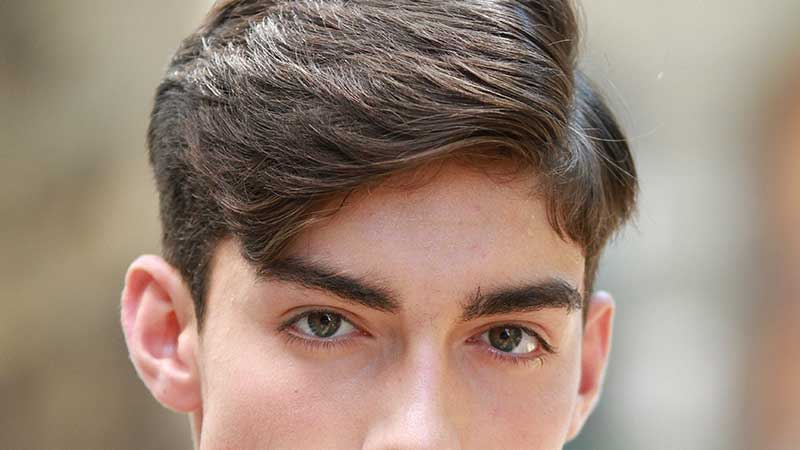 Men's Hair Trends 2018. Cool Men's Hairstyles, Haircut Ideas And Photos. Men's Hairstyle Trends ...