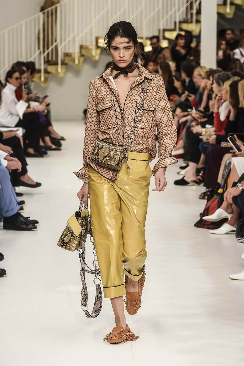 Tod's Spring Summer 2018 Show - Milan Fashion Week Summer 2018
