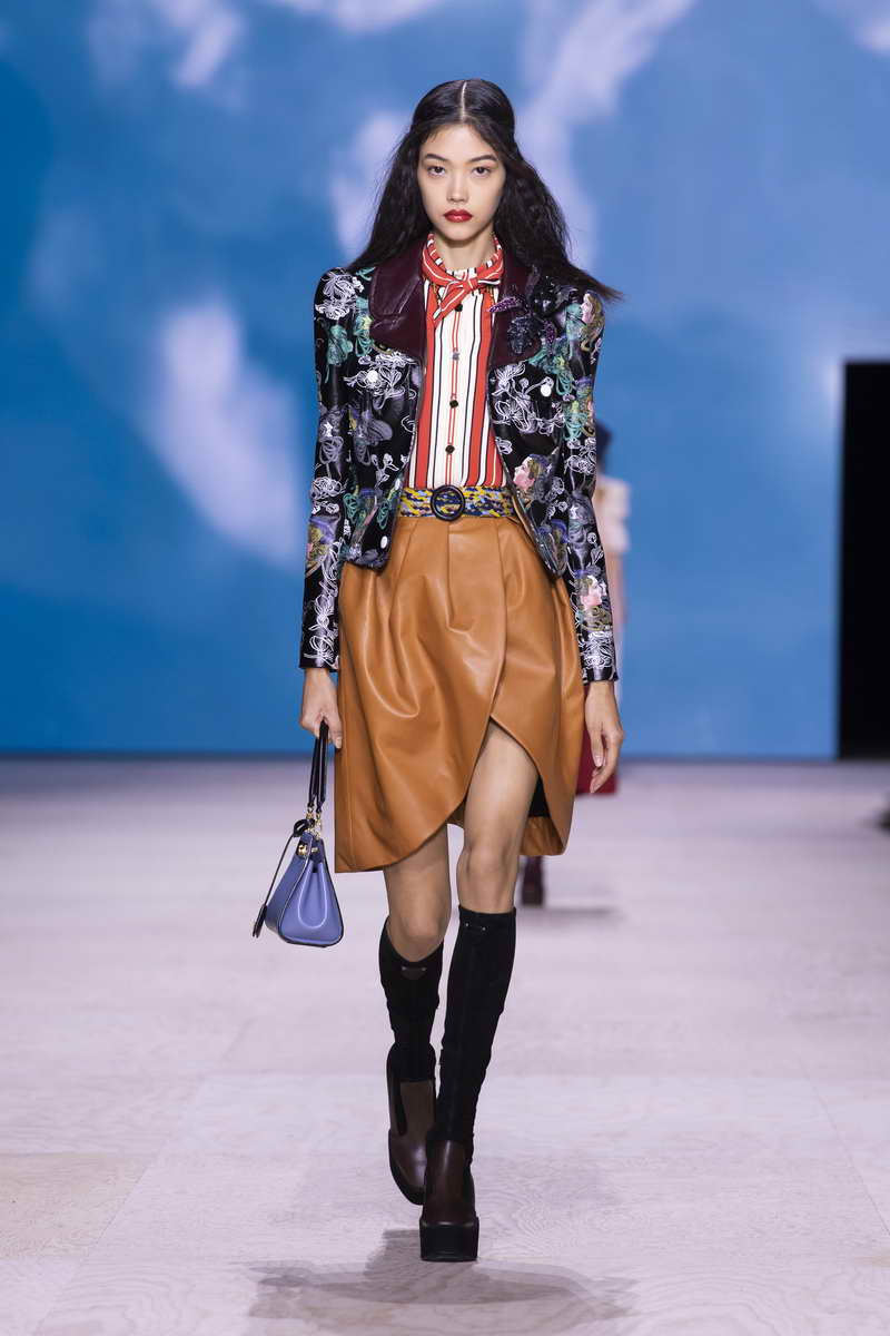 Louis Vuitton Spring-Summer 2020 Women's Fashion Show Collection