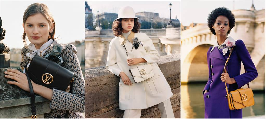 Louis Vuitton launches the LV Pont 9, a modern, yet timeless new leather bag