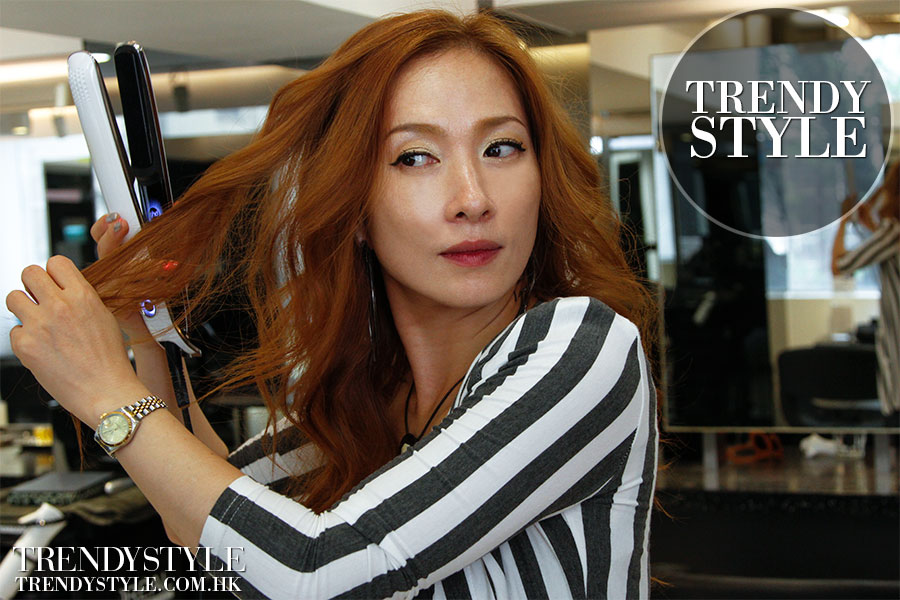 Fall Winter 2015 2016 hair trends with Sonia Park, Tony&Guy