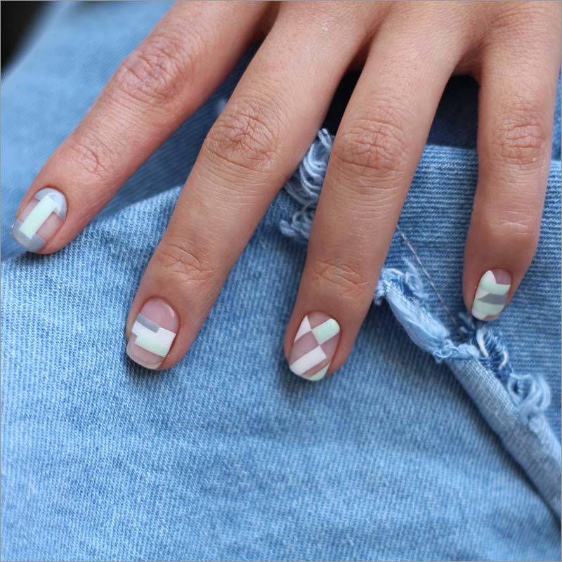 Nail trends Summer 2016 - Photo courtesy of UNISTELLA BY EK LAB www.unistella.com